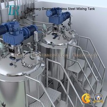 Stainless Steel Factory Price pharmaceutical Mixing Equipment Used Paint Mixing Machine tank