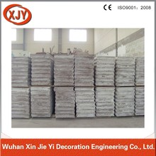Heat presevation serviceable 50mm thickness garden partition wall board