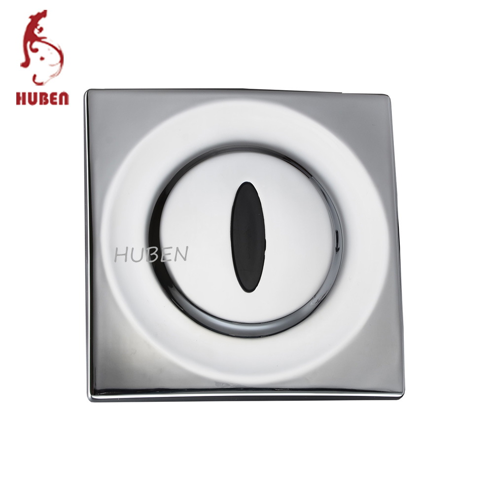 Electronic urinal sensor toilet auto flush