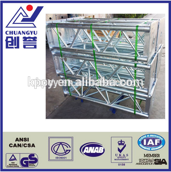 Hot Sale Scaffolding Quad Shore Prop