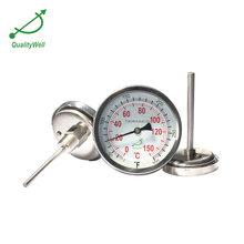 Cheap pressure cooker waterproof industrial thermometer for furnace