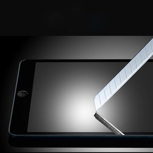 High Clear anti-scratched tempered glass screen protector for ipad mini 3, tablet glass screen protective film