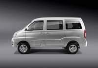 LHD & RHD mini Van gOne-V03 gasoline engine 45kw/62hp 4 cylinders 998ml payload 600kg single cabin 2 seats or 7 seats