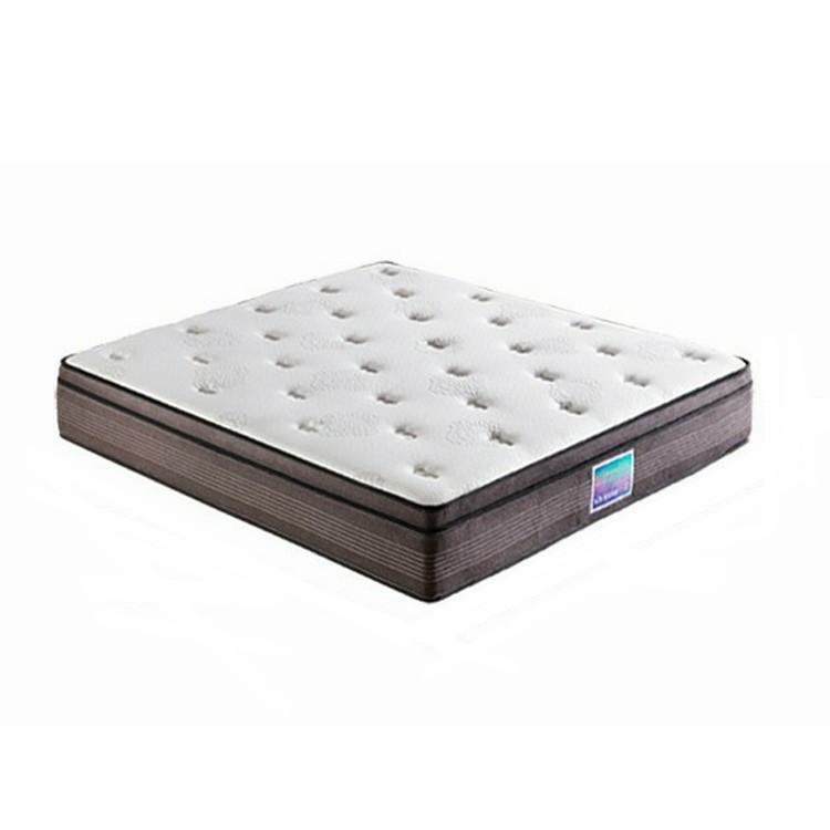Folding double bed mattress foam bag fiber hybrid - Jozy Mattress | Jozy.net