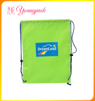2016 Custom Promotional Polyester Folding Shopping Bag