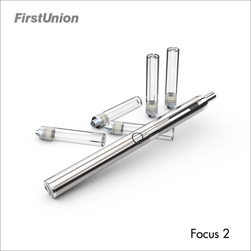 First Union cigarette vaporizer ego prefilled tank Focus 2 ego battery 650mah electronic cigarette ego