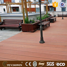 Outdoor WPC decorative manufacturer flooring railing wall panel