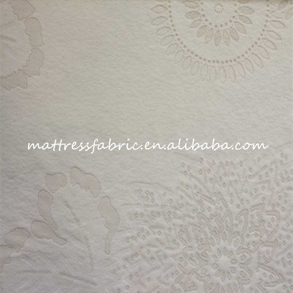 Home textile hot item 220cm bamboo jersey mattress fabric for bed sponge mattress