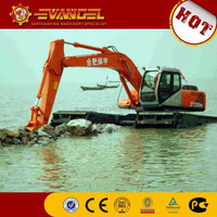 High Quality Amphibious Excavator For Sale In Stock
