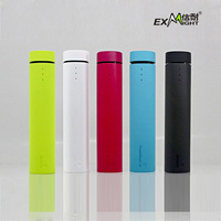 Speaker 5v 1a power bank charger 4000 mah can imprint logo cell phone charger