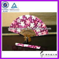 Competitive price hand held misting fan