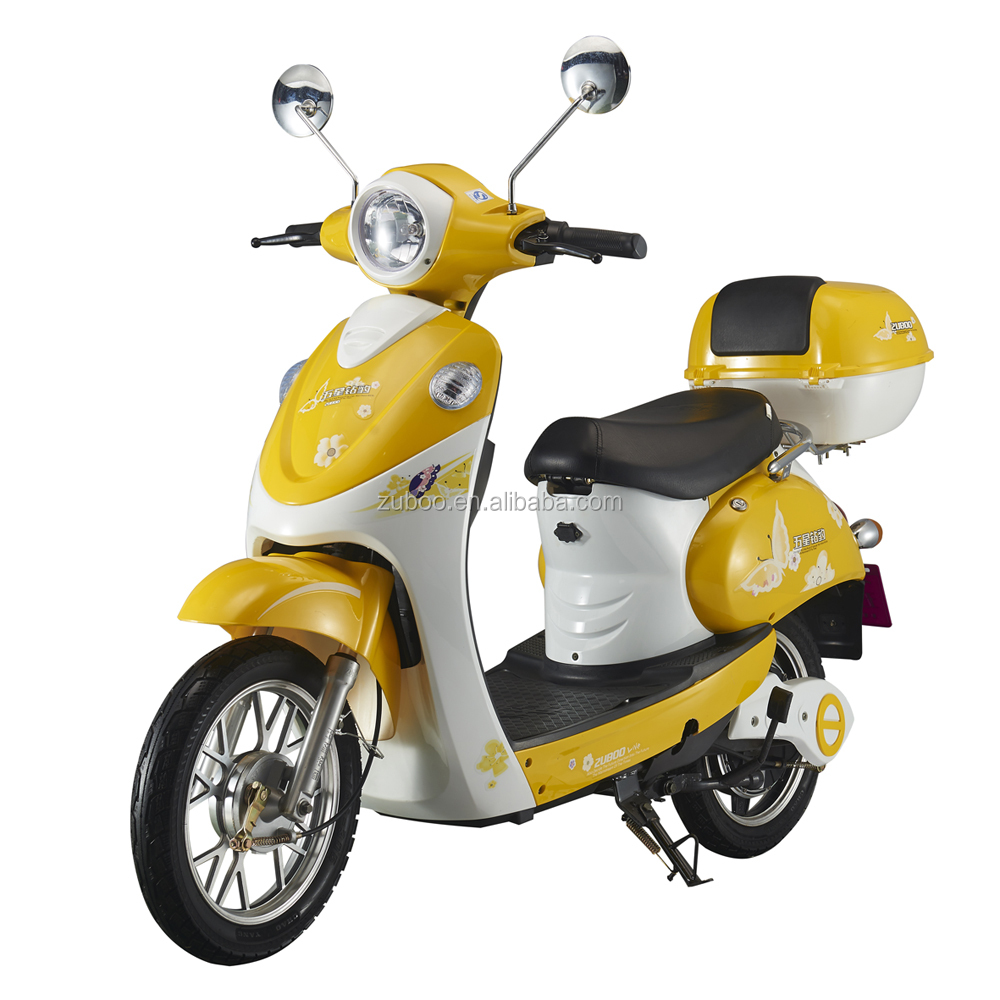 Adult electric motorcycle with 60V20AH 800W battery cheap scooter electric motorcycle for woman