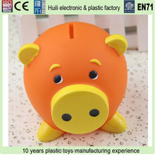 coin bank saving box with CE certificate, Pig Shaped Custom Piggy Bank, Piggy Bank Money Save money bank