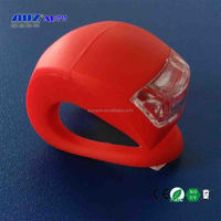 2 LED Bicycle Safety Light flexible silicone LED bicycle light bicycle led light