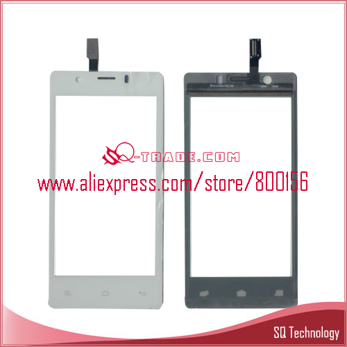 Mobile Phones Display Touch Screen for Myphone Q-Smart Digitizer white