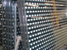 silk print laminated glass