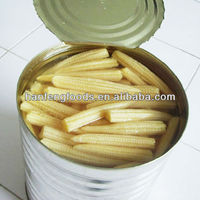 canned whole young corn A10