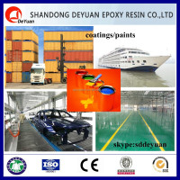 Polyamide curing agent with low viscosity for epoxy coatings