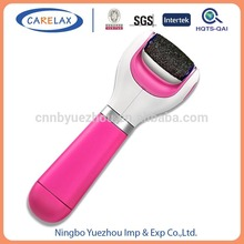 welcome OEM ODM skin trimmer etching foot file