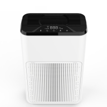 Smart Home Air Purifier 2019 Air purifier desktop Wifi Air Purifier with HEPA filter activated carbon filter