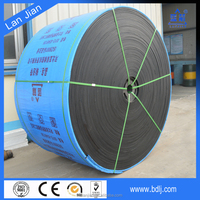 EP500 heat resistance rubber bands/heat resistant conveyor belt/heat-resisting conveyer belt