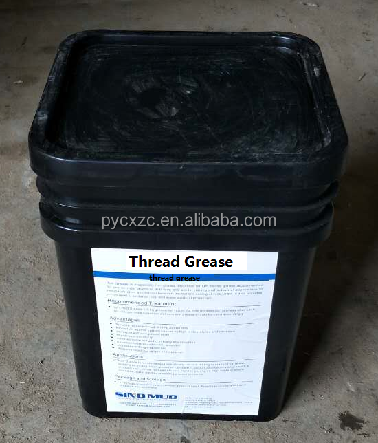 drilling Thread Grease similar to Petro Canada Lubricants VULTREX API Modified Thread Compound