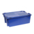 4 Eco-friendly wholesale Plastic TotePerforated plastic container