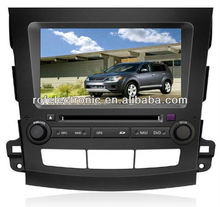 New! ROFAUDIO CAR DVD 3G 6V-CDC FOR Mitsubishi outlander,Citroen C-Crosser,PEUGEOT 4007