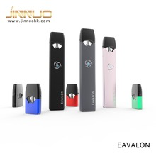 shenzhen latest electronic cigarette jinnuo e cig product with fancy electronic cigarette