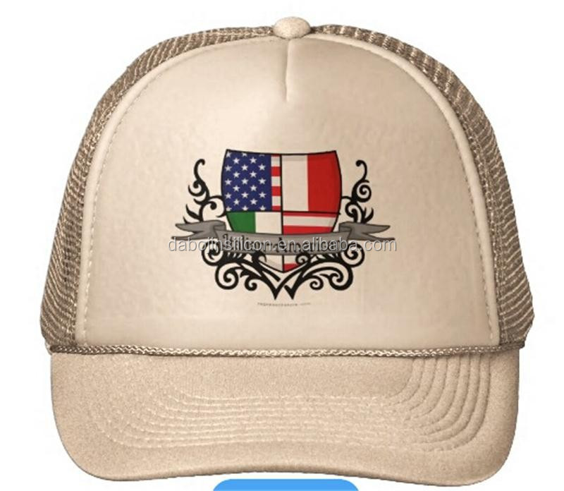 2016 Custom Snapback Hats Caps with Italy flag hat