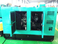 20kw diesel generator 25kva mechanical start with Lovol engine