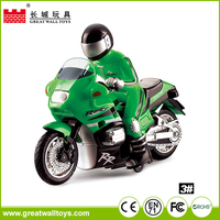 2016 Mini rc motorcycle sale with quality