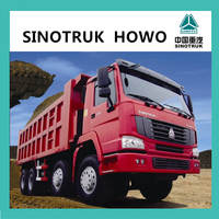 Original Factory Price/Quality Sinotruck Howo 6x4/8x4 dubai used dump trucks sale