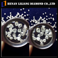 VVS White Uncut Rough Diamond Stone for Gem/HPHT Large Grain White Diamond Price per Carat