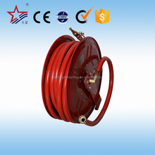 Retractable 8Bar-20Bar fire hose reel with CE