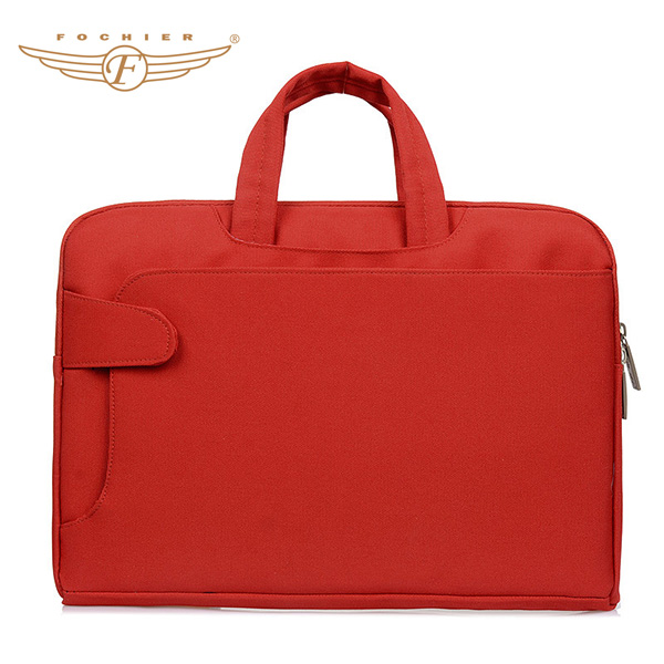 Laptop briefcase women laptop bags with handy holder