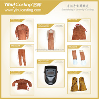 Protective suit industrial jewelry making equipment and tools china factory