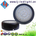 150W Grow LED Lamp Full Spectrum Mini UFO Grow LED Light 49*3W for Microgreens
