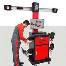 TOP Lawrence X3D wheel alignment car inspection equipment