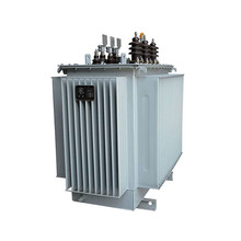 10Kv Three-Phase Full Sealed Oil-Immersed Power Transformer
