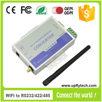High Speed OEM Low Cost WIFI to Wierless Serial RS232 RS485 Module rs485 wireless