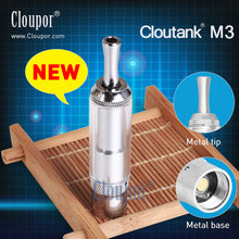 Cloupor best selling revolutionary patent products Cloutank M3 dry herb ego vaporizer g5 ago