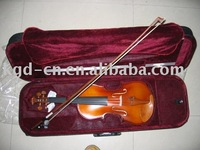 full size universal violin for student with case ,bow