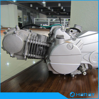 Chinese Cheap Air Cooled Single Cylinder 110cc Zongshen Motorcycle Engine