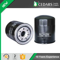 High & Low Temperature Resistant Car Oil Filter with Quality Filter Housing