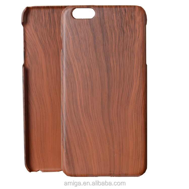 Hot 2016 trending products mobile accessories factory direct new style plastic china suppliers pc wooden phone case for iPhone