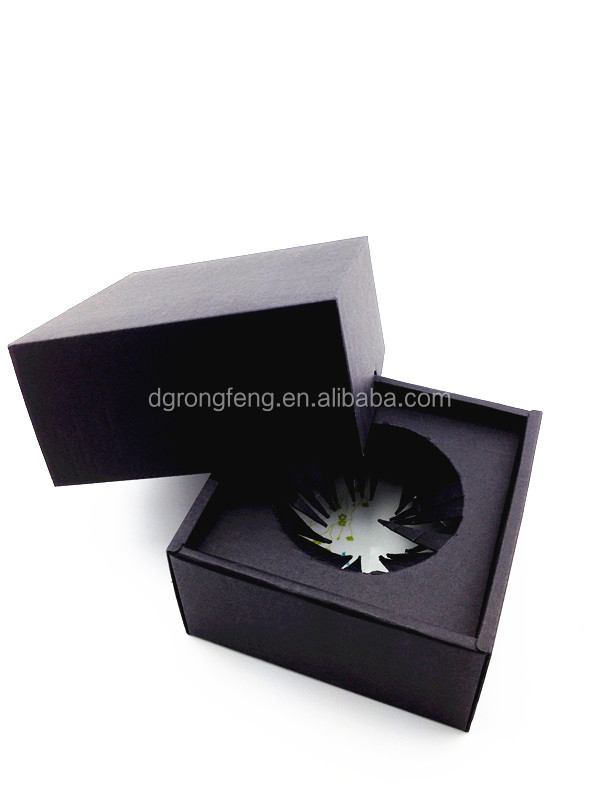 magnetic iron paper gift box