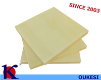 Extruded polystyrene sound insulation board