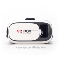 3D Movie Game Glasses Adjustable VR BOX