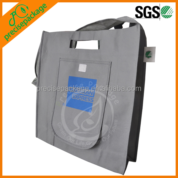 Products China non woven gift foldable shopping bag
